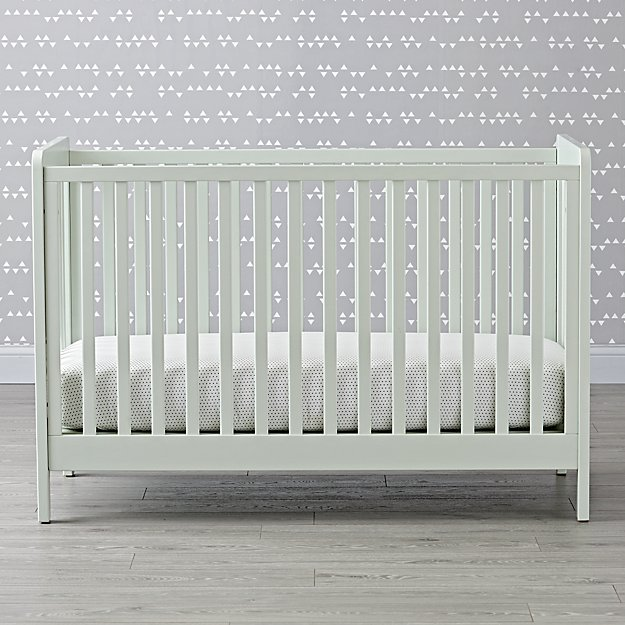 Carousel Crib (Mint)
