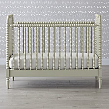 White and Grey Neutral Nursery