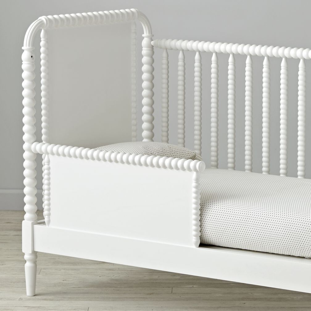 Jenny Lind White Toddler Rail