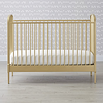 Larkin Gold Crib
