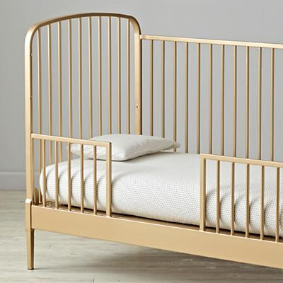 Larkin Gold Toddler Rail