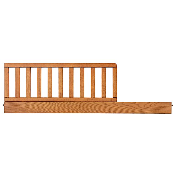 Classic Honey Crib Toddler Rail