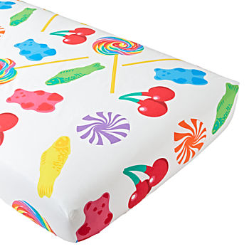 Dylan's Candy Bar Organic Crib Fitted Sheet
