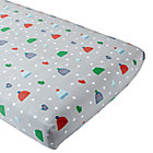 Crib_Sheet_Flannel_Snow_Day_Grey_Silo