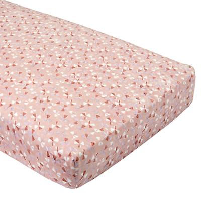 Crib_Sheet_Hand_Blocked_Pink_Silo