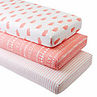 Crib_Sheet_Set_Wild_Excursion_Pig_Pink