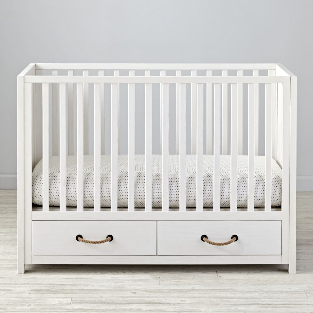 Baby Cribs: Convertible, Storage & Mini | The Land of Nod