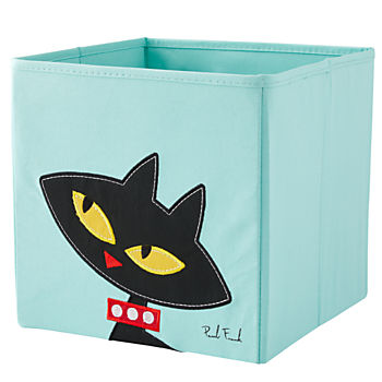 Paul Frank Mika Cat Cube Bin
