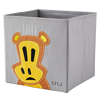 Paul Frank Worry Bear Cube Bin