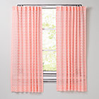 """Flora Essence 63"""" Curtain(Sold Individually)"""