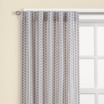 "84"" In The Mix Curtain (Khaki)"