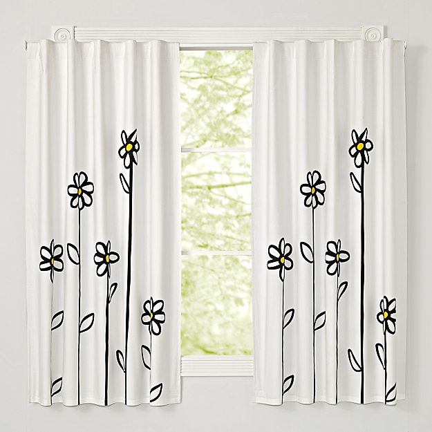 "Daisy 84"" Blackout Curtain"