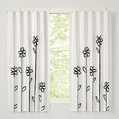 Curtain_Panel_Blackout_Daisy_White