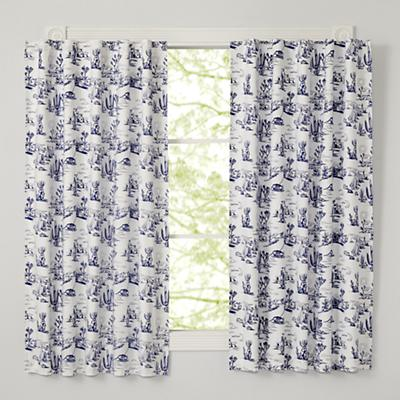 Curtain_Panel_Blackout_Southwestern_Blue