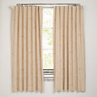 """Dash of Pink 84"""" Curtain(Sold Individually)"""