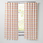 "Chance of Rainbow 63"" Curtain(Sold Individually)"