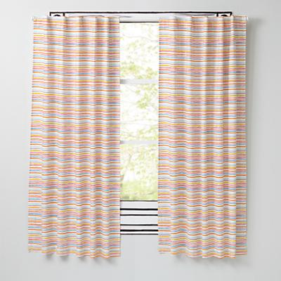 Chance of Rainbow Curtains