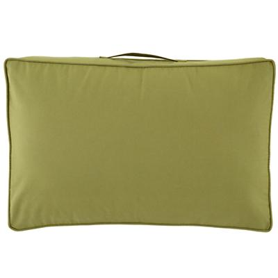 "27"" Laying Low Cushion (Green)"
