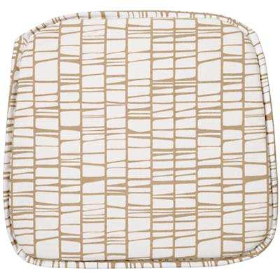 Khaki Modern Parker Play Chair Cushion