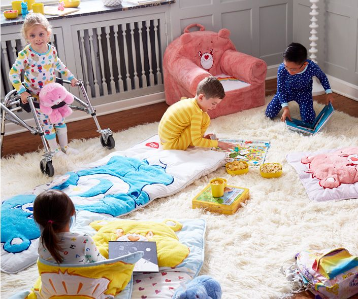 Care Bears Slumber Party