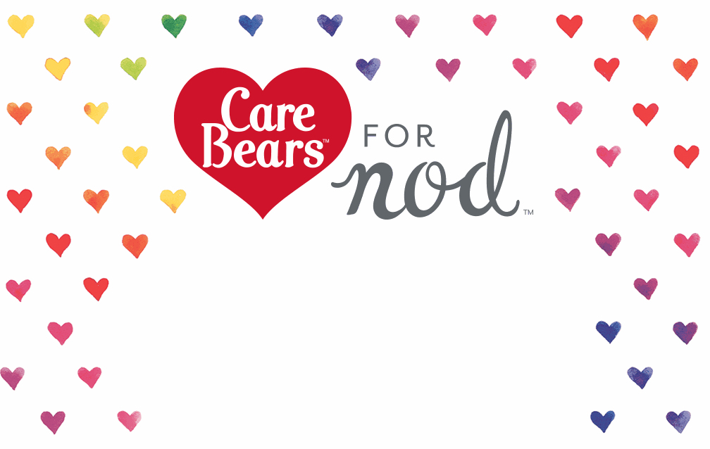 Care Bears for Nod Logo