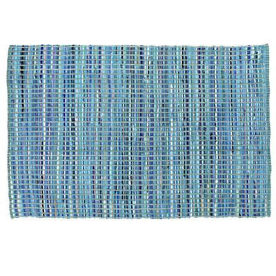 8 x 10' Rags to Riches Rug (Blue)