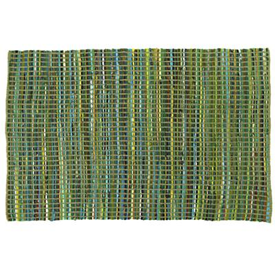 4 x 6' Rags to Riches Rug (Green)