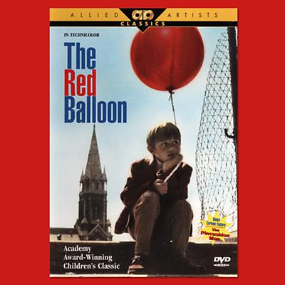 The Red Balloon DVD