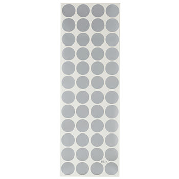Lottie Dots Silver Metallic Decal