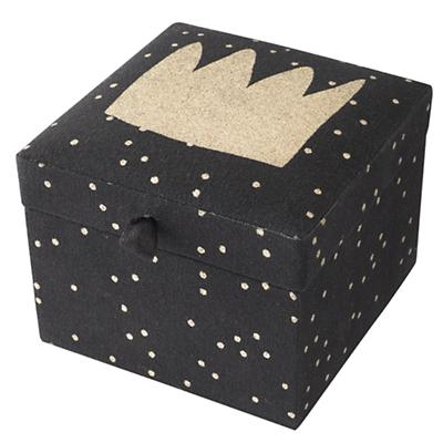 Sparkle Mini Box (Black)
