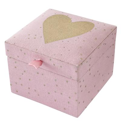 Pink Sparkle Mini Box