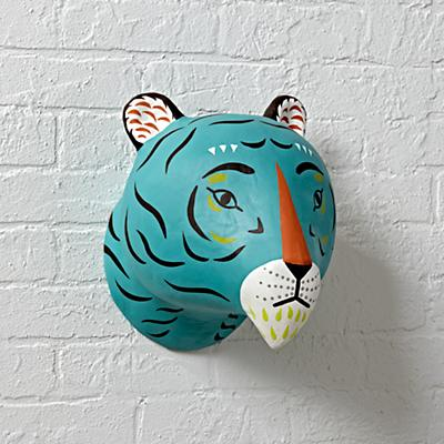Charming Creatures Tiger Decor