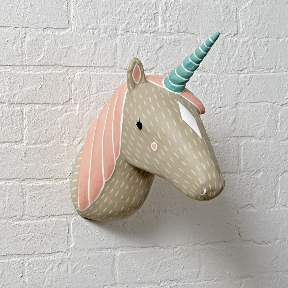 Unicorn charming creatures decor the land of nod amipublicfo Gallery