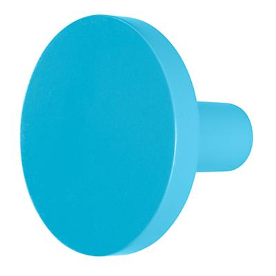 Can't Miss Wall Knob (Blue)