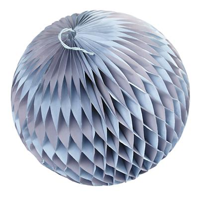 Large Well Rounded Paper Ball (Purple)
