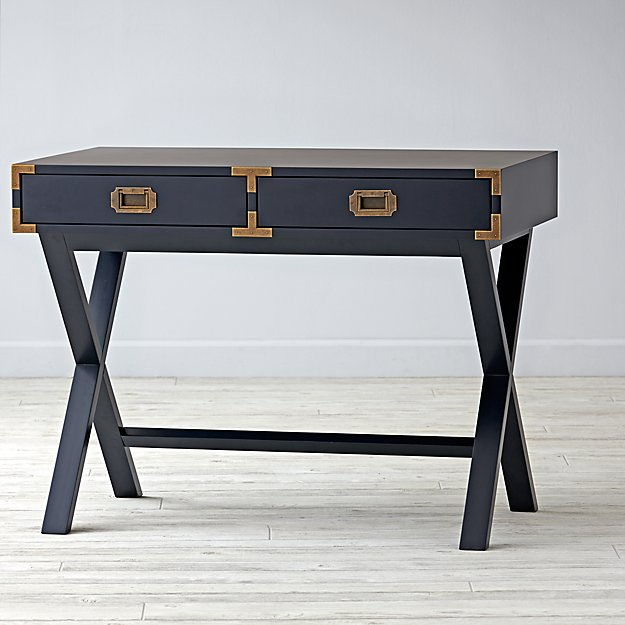 Campaign Desk (Midnight Blue)