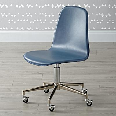 Desk_Chair_Class_Act_Dark_Blue_Silver_RS