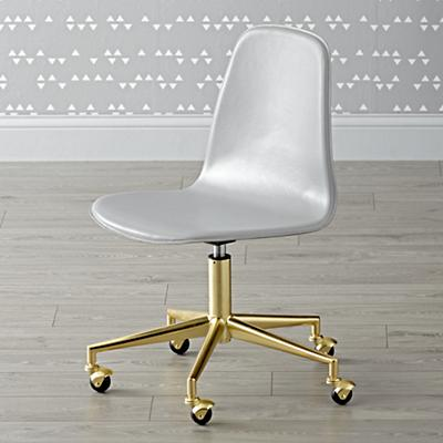 Desk_Chair_Class_Act_Light_Grey_Gold