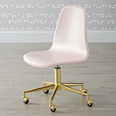 Desk_Chair_Class_Act_Pink_Gold_RS