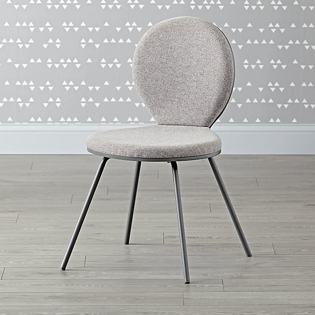 Toto Grey Desk Chair
