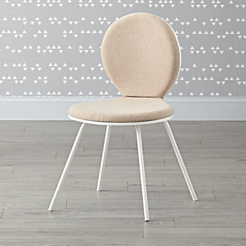 Toto Linen Desk Chair