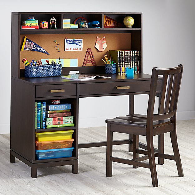 Cargo Desk & Hutch (Java)