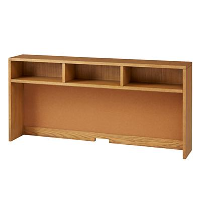Cargo Desk Hutch (Natural)