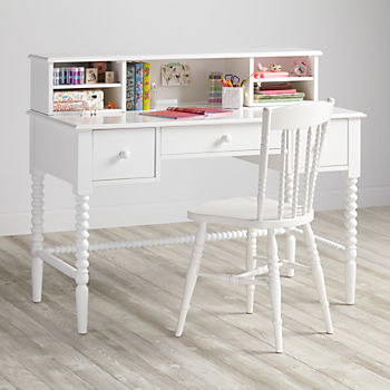 jenny lind spindle desk u0026 hutch