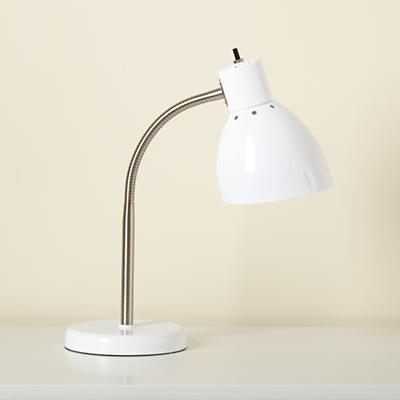 Bright Idea Desk Lamp (White)