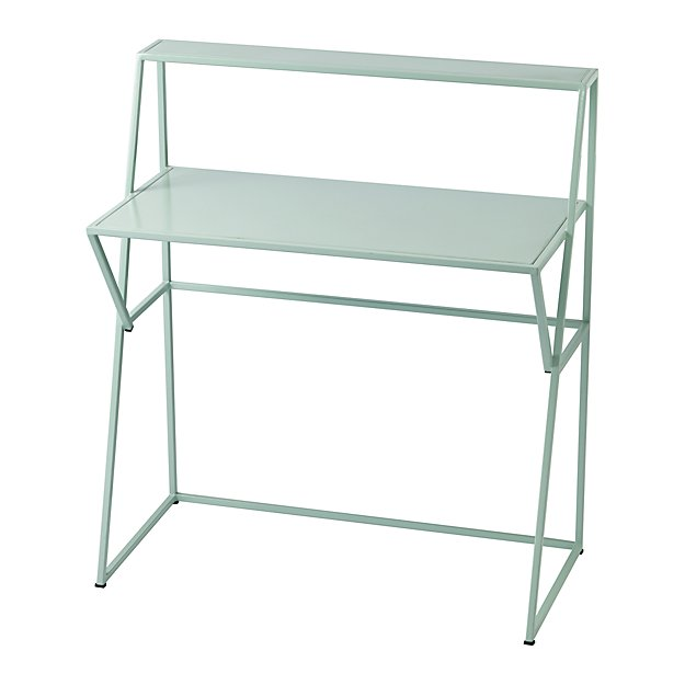 Metalwork Desk (Mint)