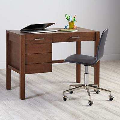 Uptown Desk (Stained Brown)