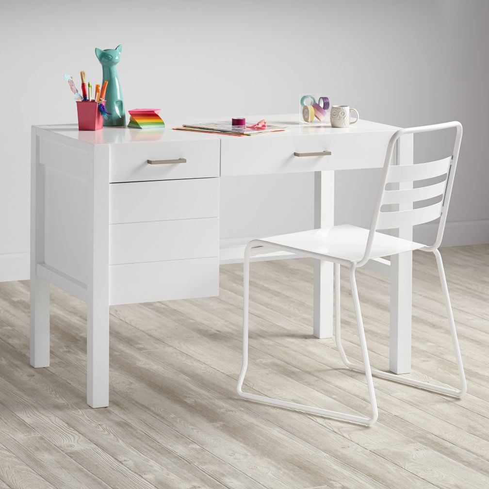 white desk for bedroom desks amp study tables the land of nod 17829