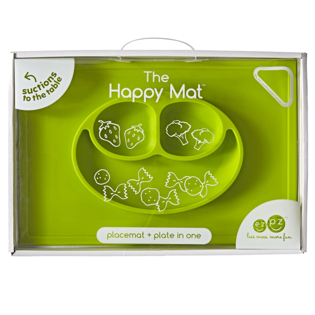 Happy Mat (Lime)