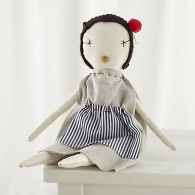 "17"" Jess Brown Doll Adelaide"